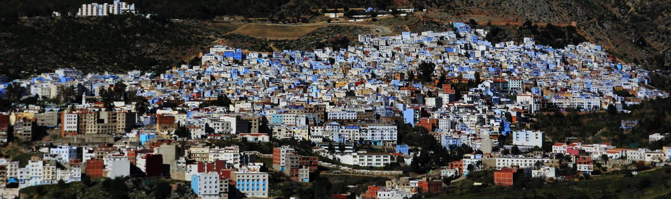 marokanskie miasta