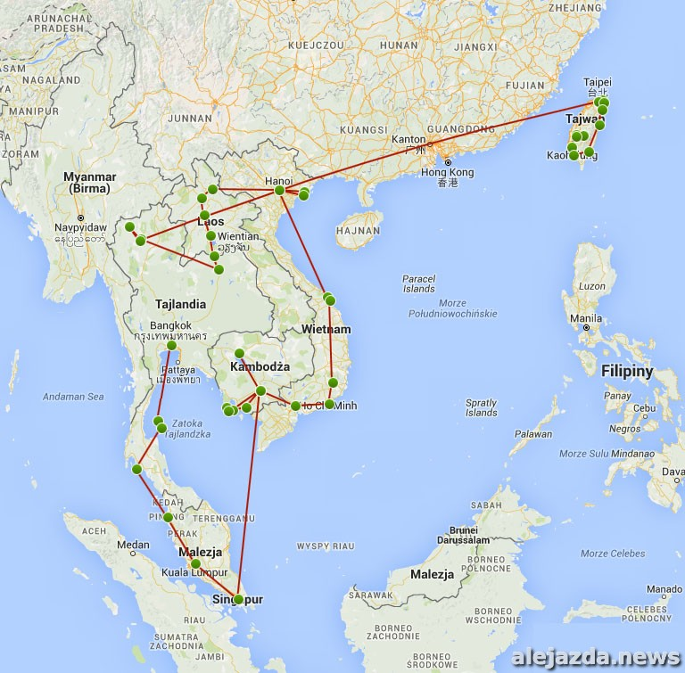 Ale_Jazda_mapa