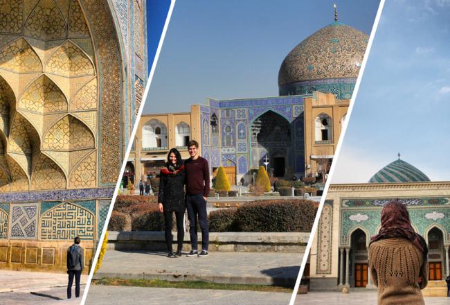 iran miasteczka