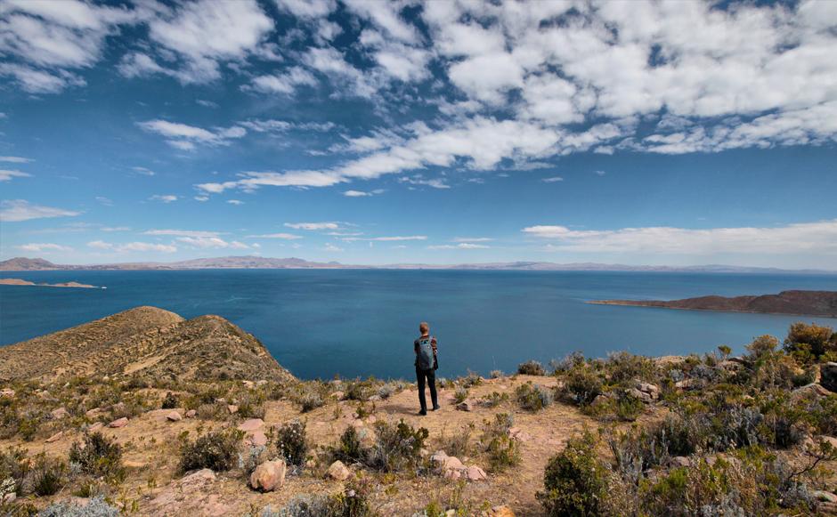 jezioro titi